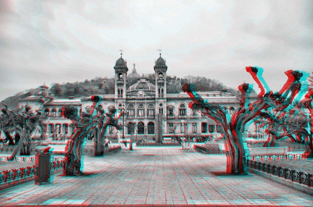 BODA 3D en San Sebastián (1/2)
