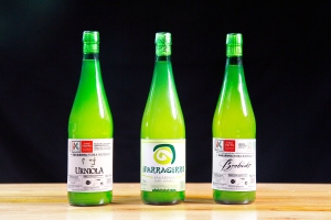 sidras iparragirre botellas